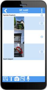 Perfekte Auskunft für Ihre Kunden - Mit der Dachdecker-App kein Problem