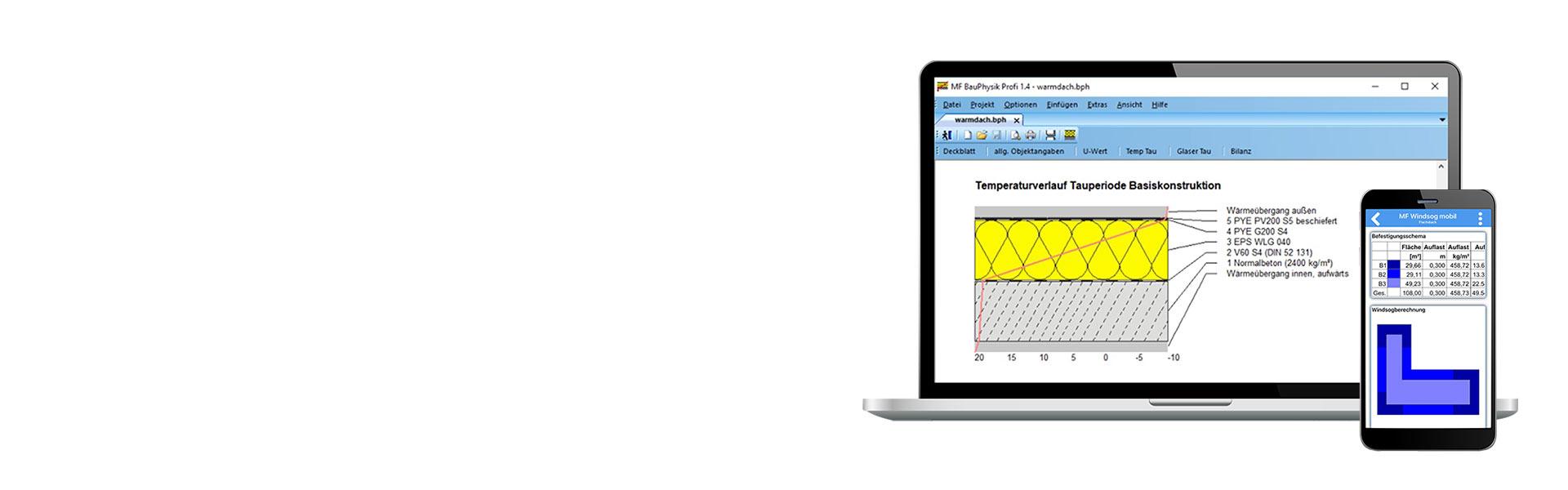 Kompetenz bei Software für Dachdecker