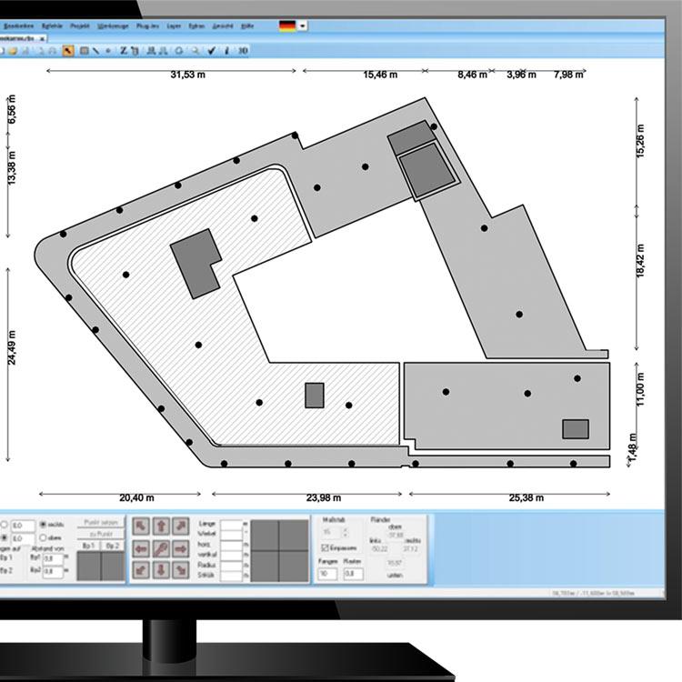 Dachdesign in einer neuen Form - Der DachDesigner von MF Dach