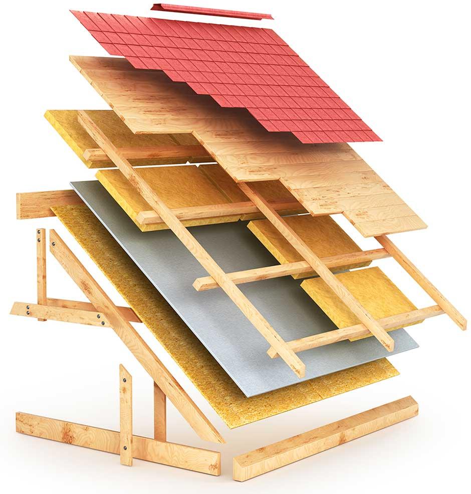 Mit den Zusatzmodulen der Dachdecker-Software erhalten Sie noch mehr Planungsmöglichkeiten